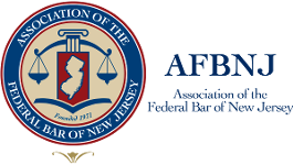 The Association of the Federal Bar of New Jersey Logo